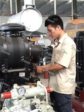 万博登录水泵组接线