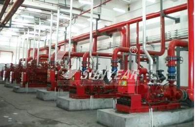柴油机消防泵的应用