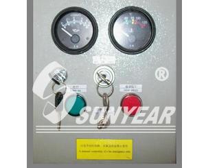 人工控制消防水泵
