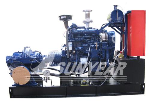 工业水泵组