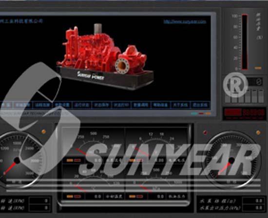 智能万博登录消防水泵遥控监测