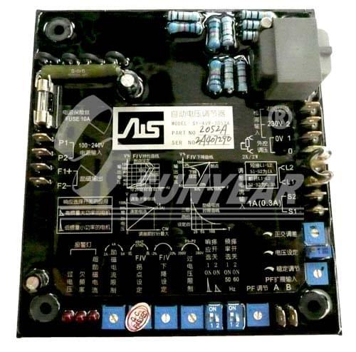 自动电压调节器sy-avr-2052d-20