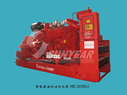 消防水泵柴油机