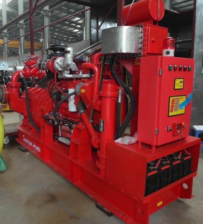 柴油消防泵何如维持珍视