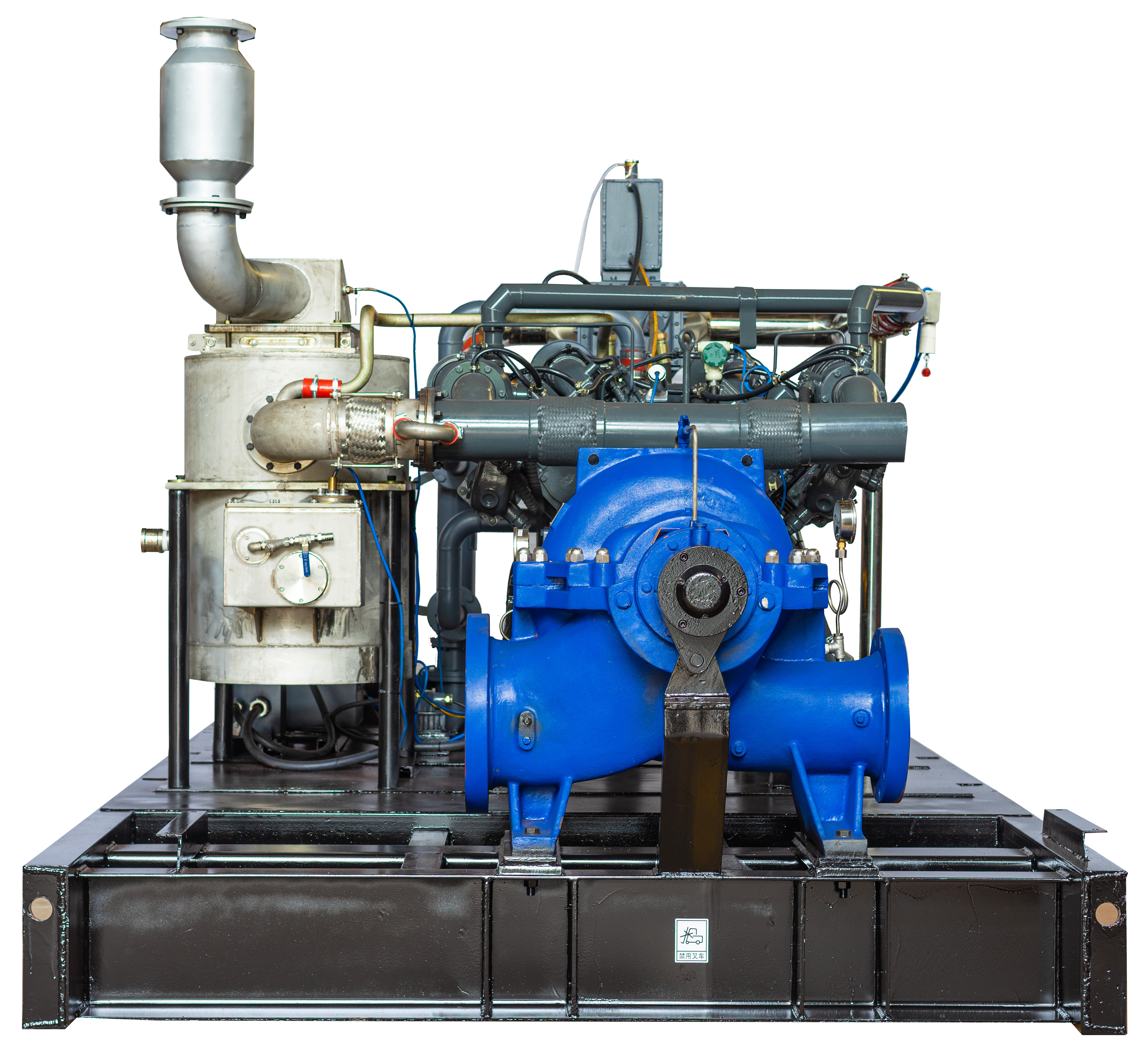防爆柴油機泵組報價方案