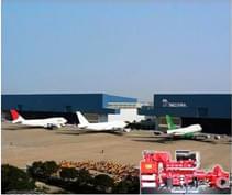 智能柴油机消防水泵在厦门太古机场机库的应用