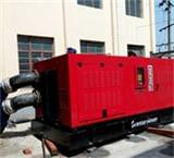 三业科技大流量箱式防汛排涝泵站应用江苏省最大的光伏发电项目园区之一