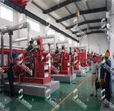 三业科技11套消防自吸泡沫泵在连云港赣榆港区的运用