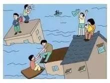 当汛期洪涝时应该如何自救