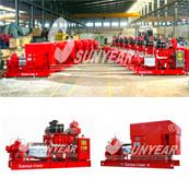 广州三业科技消防给水设备在中科合资广东炼化一体化项目应用