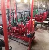 广州三业科技在某油库的柴油机消防泵组产品获得客户认可