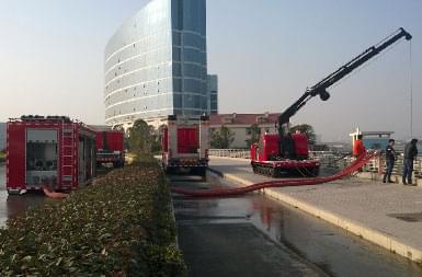远程供水系统消防解决方案