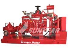 柴油机消防水泵