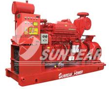 数字定压消防泵(XBC智能柴油机水泵)
