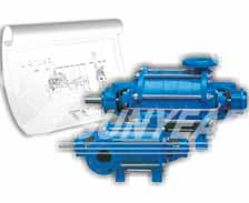 多级离心泵选型