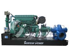冶炼炉柴油机工业应急水泵