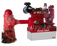 立式深井泵