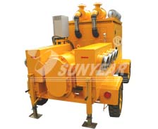 抢险救灾专用排污泵挂车
