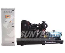 高温高压应急泵组
