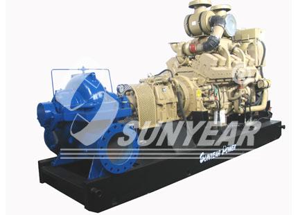 工业冷却水泵